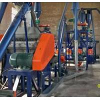 Quality Room temperature preparation of waste tires fine rubber powder production line wholesale
