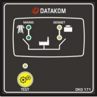 Quality Gensets parts Datakom DKG 171 Automatic Transfer Switch wholesale