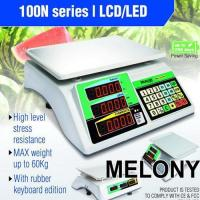 PRICING SCALE Melony