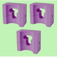 Buy cheap 3 MedLine Adult-Size Foam Supportive HEAD POSITIONER 9x8x4.5 / NON081144 from wholesalers