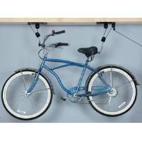 Buy cheap 44 lb Cap Bicycle Hoist Garage Ceiling Storage Lift Steel Bike Pulley System from wholesalers