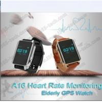 Quality A16 Heart Rate Elderly GPS Watch wholesale