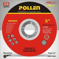 Buy cheap 5In Abrasive Cutting Disk for Inox Cutting from Wholesalers