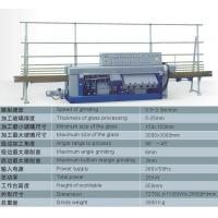 YZM11325P GLASS STRAIGHT LINE ANGLE-CHANGING EDGING MACHINE