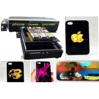 Buy cheap custom mobile phone cover printer for sale from Wholesalers