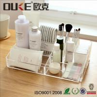 Buy cheap Decor Acrylic Makeup Organizer Cosmetic Case Wholesaler from wholesalers