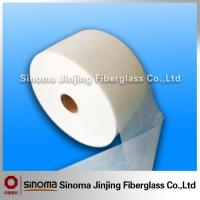 Buy cheap Fiberglass Pipe Wrapping Tissue for Pipe-coated Steel Pipe Anti-corrosion from Wholesalers