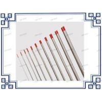 Buy cheap Tungsten Lanthanum Thorium TIG GTAW Welging Rod from Wholesalers