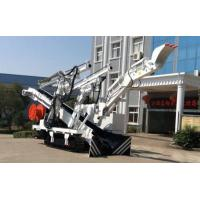 Buy cheap Single Boom Loading, Excavating, Drilling and Bolting Machine from Wholesalers