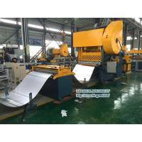 Buy cheap 120CM Width Metal Perforation Production Line from Wholesalers