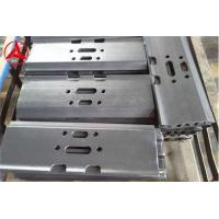 Buy cheap Undercarriage Parts Excavator Track Shoe Track Plates Assembly from wholesalers
