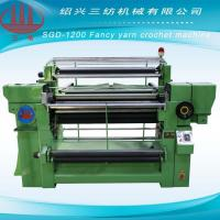 Buy cheap SGD1200 fancy yarn crochet machine from Wholesalers