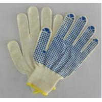 Buy cheap Cotton and Pvc dotted Series HP-PVCD15 from Wholesalers
