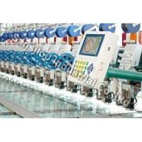 Coiling Type Embroidery Machine