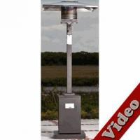 Buy cheap Square Mocha Finish Patio Heater from Wholesalers