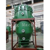 Buy cheap Vertical Pressure 0.1-0.4 Mpa leaf automatic filters with three pneumatic cylinder from Wholesalers