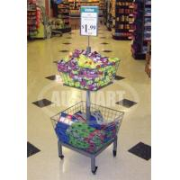 Buy cheap 2-Tier Merchandising Basket from Wholesalers