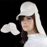 Buy cheap UV Protection UPF 40+ Legionnaire Neck Flap Sun Hat Cap from Wholesalers