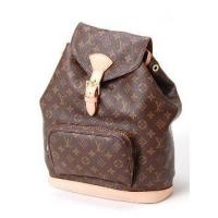 Buy cheap online Louis Vuitton M51135 M51136 Monogram Canvas Backpack Montsouris Large from Wholesalers