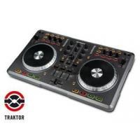Buy cheap USB Controllers Numark Mixtrack USB DJ Controller + Traktor LE from wholesalers
