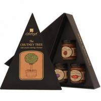 Buy cheap Gifts and Gift Trays The Chutney Tree Gift Box from Wholesalers