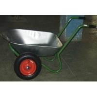 Buy cheap WB6407 double wheel wheelbarrows from Wholesalers