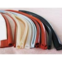 Buy cheap Silicone Extrusions Silicone Rubber Extrusions from Wholesalers