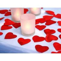 Buy cheap 500 Heart Petal - RED from Wholesalers