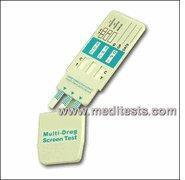 Buy cheap 3 Panel Multi Drug Test THC/COC/OPI from Wholesalers