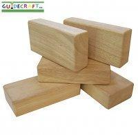 Buy cheap 5 pc Hardwood Unit Block Set [G7600] from wholesalers