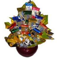 Buy cheap Gourmet Gold Candy Bouquet from Wholesalers