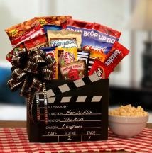 Quality Movie Gift Baskets for sale