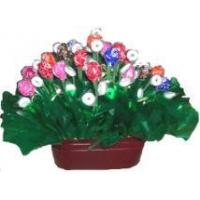 Buy cheap Basket of Cheer Candy Bouquet from Wholesalers