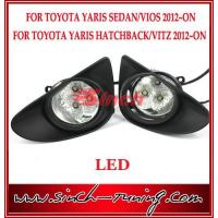 Car OEM FOG LAMP TOYOTA YARIS HATCHBACK VITZ SEDAN VIOS 2012~ON