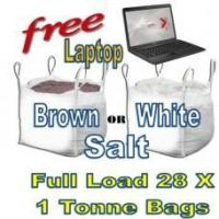 Buy cheap Offers with Free Gifts 28x 1 Tonne bags of Rock Salt with Free Gift from Wholesalers