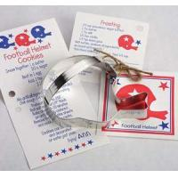 Buy cheap Football Helmet Cookie Cutter from Wholesalers