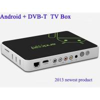 Buy cheap Digital TV for Family Android + DVB-T set top box from wholesalers