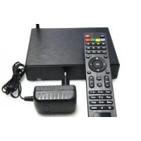 Buy cheap DVB-T2 (TV Receiver) Amlogic 8726-MX Dual Core Android+DVB-T2 Box from Wholesalers