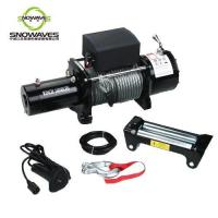 Buy cheap 16000lbs Electric Winch from Wholesalers