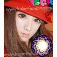 Buy cheap Yoki-eye Strawberry/20.8mm/7 colors/50pairs/lot/color contact lenses from Wholesalers