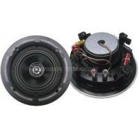 Buy cheap 5.25 Inch Black Plastic Ceiling Mounted Speakers Aluminium Dome Tweeter from Wholesalers