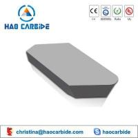 Buy cheap B1 Brazed tips of tungsten carbide insert from Wholesalers
