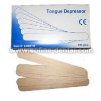 Buy cheap Wooden Tongue Depressor from wholesalers