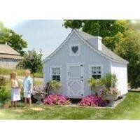 Buy cheap Kids Cottages Kids Outdoor Playhouse Kit - 8x10 Wooden Cape Cod Style Cottage from Wholesalers