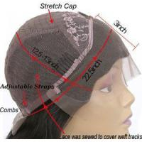 Lace front wigs stock list