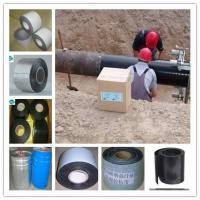 Buy cheap Oil gas pipeline bitumen tape T400 from Wholesalers
