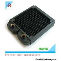 Buy cheap High performance copper projector/machine liquid cooling radiator from Wholesalers