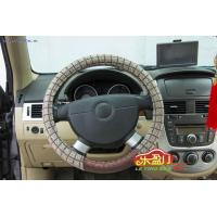 Buy cheap Car Accessory Steering Wheel Cover flax from wholesalers
