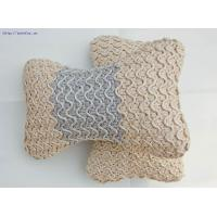 Buy cheap Car Accessory Car Pillow ice cotton wavy line Head Pillow from Wholesalers