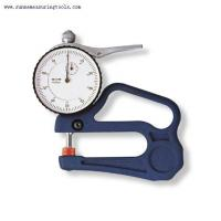 Buy cheap Dial thickness gauge from Wholesalers